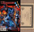 Ultimates (2002 1st Series) 13DFSIGNED