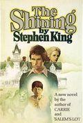 The Shining HC (1977 A Doubleday Novel) By Stephen King 1-1ST