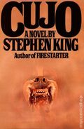 Cujo HC (1981 A Viking Press Novel) By Stephen King 1-1ST
