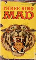 Three Ring MAD PB (1960 A Signet Book) 1-REP