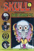 Skull Comics (1970 Rip Off Press/Last Gasp) #1, 3rd Printing