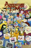 Adventure Time TPB (2012-Present KaBoom) 11-1ST