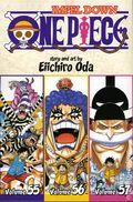 One Piece TPB (2009- Viz) 3-in-1 Volume 55-57-1ST