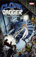 Cloak and Dagger Lost and Found TPB (2017 Marvel) 1-1ST