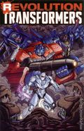 Revolution Transformers TPB (2017 IDW) 1-1ST