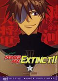 Heroes are Extinct GN (2007-2008 A DMP Digest) 1-1ST