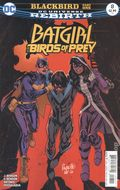 Batgirl and the Birds of Prey (2016) 8A