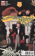 Unbeatable Squirrel Girl (2015 2nd Series) 18A