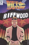 Back to the Future Biff to the Future (2016 IDW) 2SUB