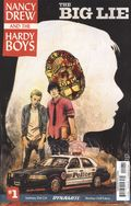 Nancy Drew Hardy Boys (2017 Dynamite) 1C