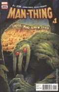 Man-Thing (2017 Marvel) 1A