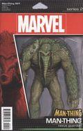 Man-Thing (2017 Marvel) 1E