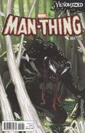 Man-Thing (2017 Marvel) 1F