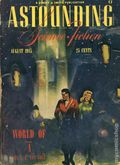 Astounding Science Fiction (1938-1960 Street and Smith) Pulp Vol. 35 #6
