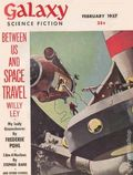 Galaxy Science Fiction (1950-1980 World/Galaxy/Universal) Vol. 13 #4