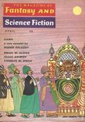 Magazine of Fantasy and Science Fiction (1949-Present Mercury Publications) Pulp Vol. 32 #4
