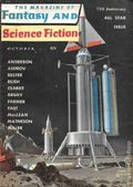 Fantasy and Science Fiction (1949 Mercury Digest) Vol. 19 #4