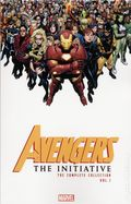 Avengers The Initiative TPB (2017 Marvel) The Complete Collection 1-1ST