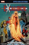 Excalibur The Sword is Drawn TPB (2017 Marvel) Epic Collection 1-1ST