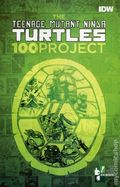 Teenage Mutant Ninja Turtles 100 Project TPB (2017 IDW/Hero Initiative) 1-1ST