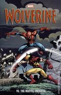 Wolverine vs. the Marvel Universe TPB (2017 Marvel) 1-1ST