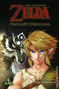 Legend of Zelda Twilight Princess GN (2017- A Viz Digest) 1-1ST