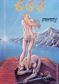 Armageddon (1972 Last Gasp) #3, 1st Printing