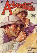 Adventure (1910-1971 Ridgway/Butterick/Popular) Pulp Oct 1937