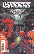U.S. Avengers (2016 Marvel) 4