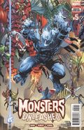 Monsters Unleashed (2017 1st Series) 5A