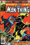 Man-Thing (1979 2nd Series) Mark Jewelers 10MJ