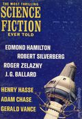 Thrilling Science Fiction (1966 Pulp Digest) 8