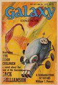 Galaxy Science Fiction (1950-1980 World/Galaxy/Universal) Vol. 32 #1