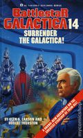 Battlestar Galactica PB (1978-1988 Berkley Novel Series) 14-1ST