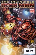 Invincible Iron Man (2008) 1BOOK