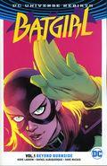 Batgirl TPB (2017- DC Universe Rebirth) 1-1ST