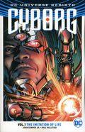 Cyborg TPB (2017- DC Universe Rebirth) 1-1ST