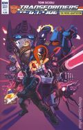 Transformers vs GI Joe Movie Adaptation (2017 IDW) 1SUB