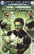 Hal Jordan and The Green Lantern Corps (2016) 17A