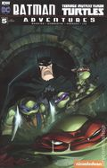 Batman Teenage Mutant Ninja Turtles Adventures (2016 IDW) 5RI