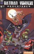 Batman Teenage Mutant Ninja Turtles Adventures (2016 IDW) 5SUB