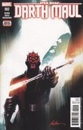 Star Wars Darth Maul (2017 Marvel) 2A