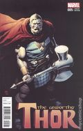 Unworthy Thor (2016 Marvel) 5B