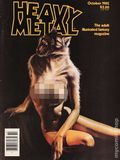 Heavy Metal Magazine (1977) Vol. 6 #7