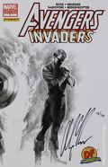 Avengers Invaders (2008 Marvel Dynamite) 7DFSIGNED