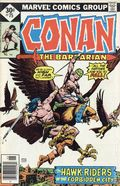 Conan the Barbarian (1970 Marvel) Whitman Variants 75