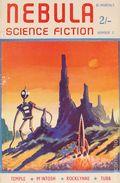 Nebula Science Fiction (1952-1959 Crownpoint) UK Edition 5