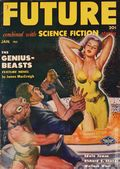 Future Combined with Science Fiction (1950-1951 Columbia Publications) Pulp 2nd Series Vol. 1 #5