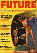 Future Combined with Science Fiction (1950-1951 Columbia Publications) Pulp 2nd Series Vol. 2 #1