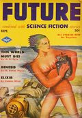 Future Combined with Science Fiction (1950-1951 Columbia Publications) Pulp 2nd Series Vol. 2 #3